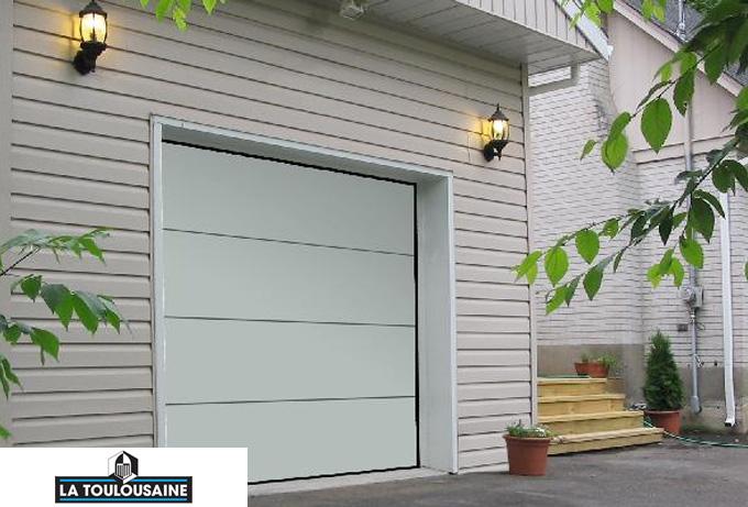 Porte sectionnelle porte de garage servisun